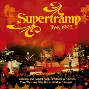 Supertramp Live 1997 CD NEW