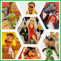 Disney Collect Topps Digital - Vintage Muppets Series 1 w/award - rare * GDL