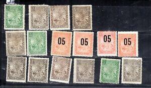 Ebay  0672   France Madagascar lovely MH hinged and unused no  Negweny Blackpool