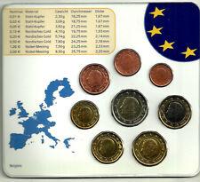 BÉLGICA. SERIE COMPLETA EN EURO. DIFERENTES AÑOS. EN CARTERA