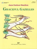 Graceful Gazelles Piano Solo Sheet Music Level 4 Jane Smisor Bastien