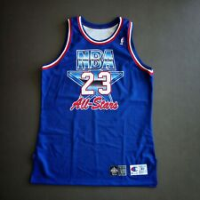 Michael Jordan Vintage Champion 1993 NBA All Star Game Pro Cut Jersey Size 48