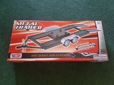 Motormax 1/18 Scale 76009 Trailer   die-cast  Car Model