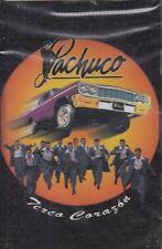 Banda Pachuco Terco Corazon Cassette New Sealed
