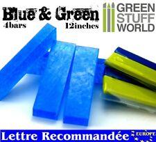 COMBO Blue Stuff + Green Stuff 30cm - Kit de Clonage Instant Moules Réutilisable