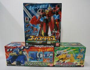 Power Rangers Beast Morphers Go-Busters DX Go-Buster Oh Beast-X Megazord Figure