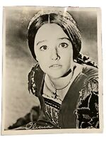 Olivia Hussey 8x10 Publicity Photo Actress Death On The Nile Black Christmas