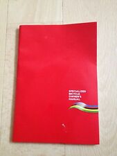SPECIALIZED BICYCLE OWNER'S MANUAL. WITH DISC. 9TH EDITION.