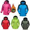 Men Women Outdoor Jacket Winter Waterproof Hiking Ski Snow Thicken Warm New Coat