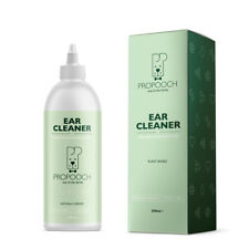 Pro Pooch Dog Ear Cleaner (250 ML) Stop Itching, Head Shaking & Smell in 3 Days
