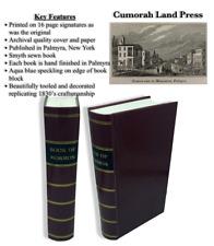 Book of Mormon 1830 Replica Joseph Smith Palmyra 190th anniversary Sale Lds New!