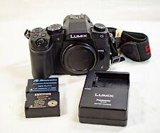 Panasonic LUMIX G85 16.0MP Digital Camera - Black (Body Only)