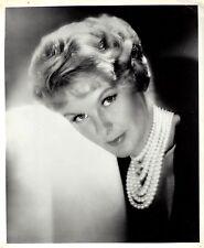 "Elaine Stritch ""WHO'S AFRAID OF VIRGINIA WOOLF?"" Edward Albee 1962 Press Photo"
