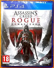 Assassin's Creed - Rogue Remastered - Playstation PS4 Games - Brand New & Sealed