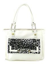 Christian Audigier Shoulder Handbag Magda (White)