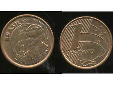 BRESIL  1 centavo 2003  ( bis )