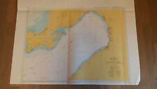 Carta nautica 246 Turkey South East Coast Iskenderun Korfezi