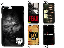 The Walking Dead AMC Something to Fear TPU Case Cover For iPhone 6S 7 8 Plus 5S