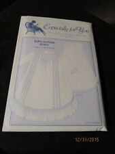 NEW SEWING PATTERN 3, 6 & 9m EDWARDIAN BABY DAYGOWN & PETTICOAT