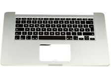 "Apple Macbook Pro Retina 15"" A1398 2013-2014 Topcase Cover Gehäuse Tastatur"