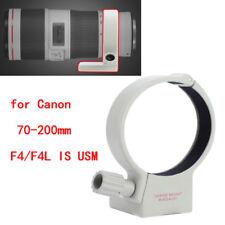 Aluminum Tripod Mount Collar Ring For Canon EF 70-200mm f/4L IS USM Camera Lens