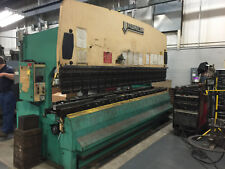 165 Ton X 13 Promecam Hydraulic Press Brake Fabricating Machinery