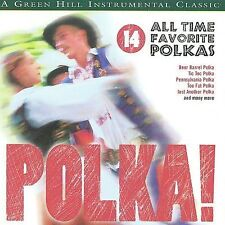 Polka! by Michael Zikovich (CD, Aug-2008, Green Hill Productions)