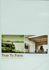 True To Form Documentary, A Story About Vladimir Ossipoff, Architect DVD