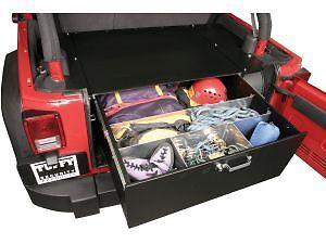 Tuffy Security (141-07) Drawer Divider Kit Suit Jeep JK 07-15 Drawer