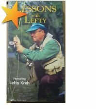 New Lessons With Lefty Vhs Wx16069