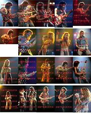 20 Different 4X6 Photos Of Van Halen Set# 1