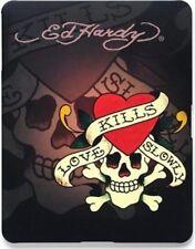 Ed Hardy iPad Case Love Kills Slowly Skull Heart Protective Shell Apple ip10a03