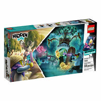 70420 LEGO The Hidden Graveyard Mystery Set Interactive Augmented Reality 335pcs