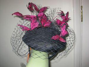 Butterfly Fascinator in Women's Fascinators & Headpieces for sale | eBay