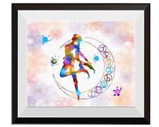 Uhomate Pretty Soldier Sailor Moon Canvas Art Print Nursery Wall Decor C036