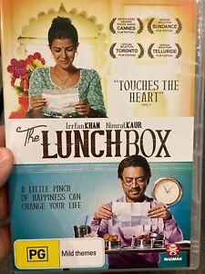 The Lunchbox region 4 DVD (2011 Indian / Hindi romantic drama movie)