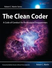 The Clean Coder : A code of Conduct for Professional Programmers Int'l Edition