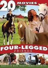 Four-Legged Friends: 20 Movies (DVD, 2013, 4-Disc Set)