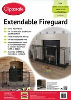 Clippasafe EXTENDABLE FIREGUARD Baby/Child/Toddler Home Safety Proofing BN
