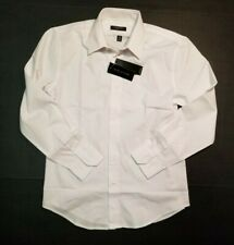 Structure Men's Dress Shirt Button Up Many Sizes Waiter Bartender MSRP $42 NWT