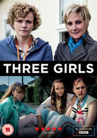 Three Girls DVD (2018) Molly Windsor cert 15 ***NEW*** FREE Shipping, Save £s