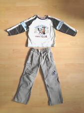 Mickey Mouse Hose + Shirt 110/116 Kombi von C&A