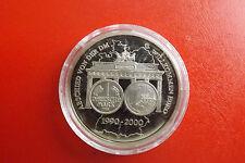 * moneta/medaglia 2000 * Benbennuto euro circa 40mm PP (recidiva 9)