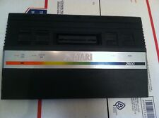 Atari 2600 Slim Console Untested System Only L@K!