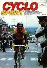 claudy criquielion claude flèche wallonne cyclisme cyclo Sprint Belgian magazine