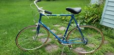 "Vintage 1981 Schwinn LeTour Tourist Bicycle altus 25"" Owned By Mtv founder Nice"