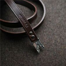 Cam-In Leather Neck Strap from Mr. Zhou for Rolleiflex 2.8F 3.5F 2.8E TLR Camera