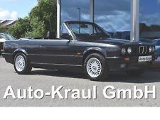 BMW 318i Cabrio Leder Alu Sportsitze Sitzheizung BC ZV ABS Servolenkung
