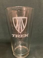 Trek Bicycle Commerative Drinking Glass