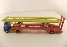 Dinky Toys GB n° 974 camion AEC hoyner car transporter transport truck